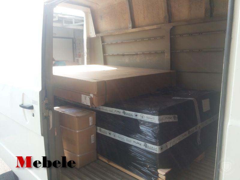 Пакетирани и палетирани плоскости от мебели