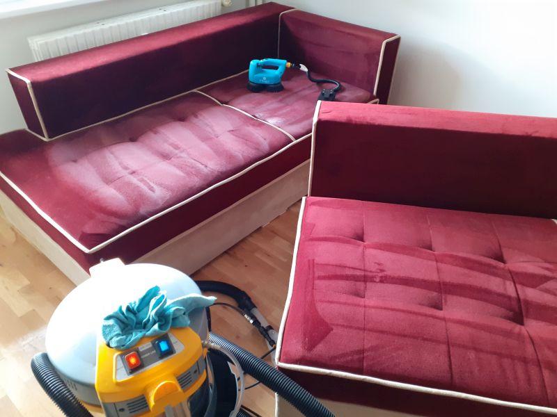 Професионално почистване на дивани и матраци за чист и уютен дом