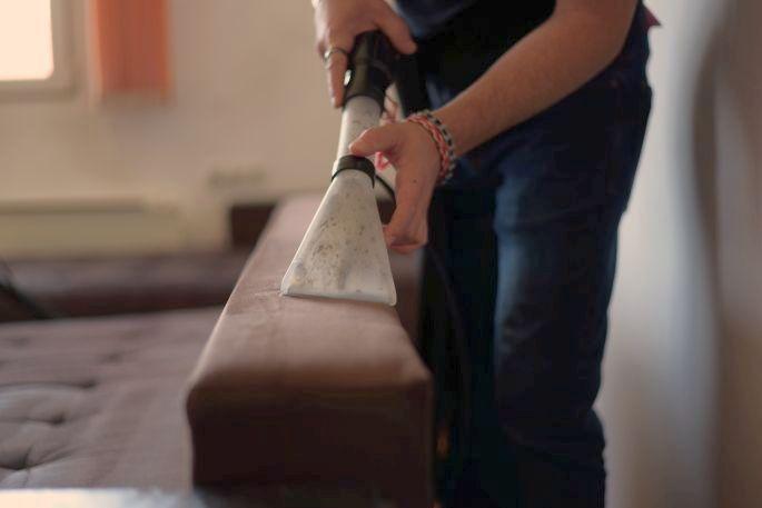 Пране на мека мебел - Пране на диван чрез технологията Mebele