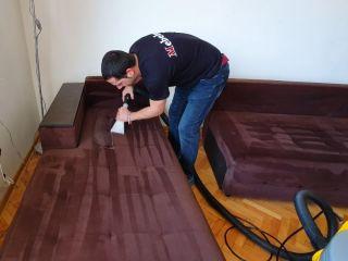 Най-важното при прането на дивани