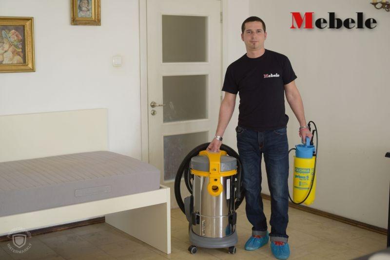 Услуги за почистване от Мебеле ЕООД