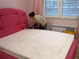 Накисване на матрак Lamborghini - Мебеле ЕООД
