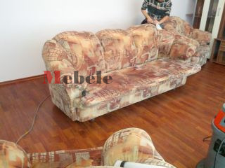 Обезмирисяване на диван (3-ка)