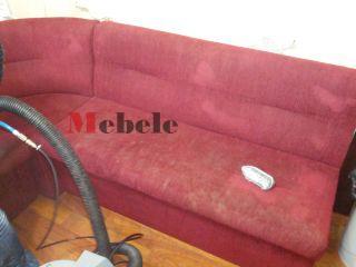 Кухненски ъглов диван с дамаска преди пране - Мебеле ЕООД