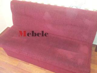 Кухненски ъглов диван с дамаска след пране - Мебеле ЕООД