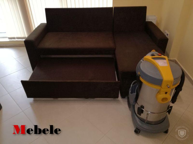 бюджетна мека мебел която се почиства лесно