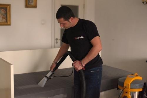 Почистваща услуга - Пране на мека мебел и матраци