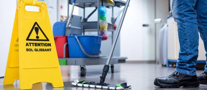 подготовка преди почистване на дома от фирма